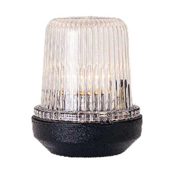 Lanterne LZ klar sort hus 7m