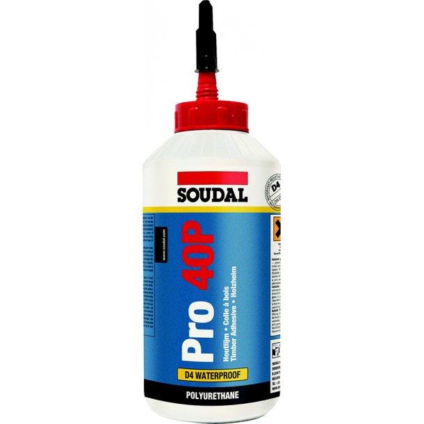 Pro 40P Polyurethan lim 750 gr.