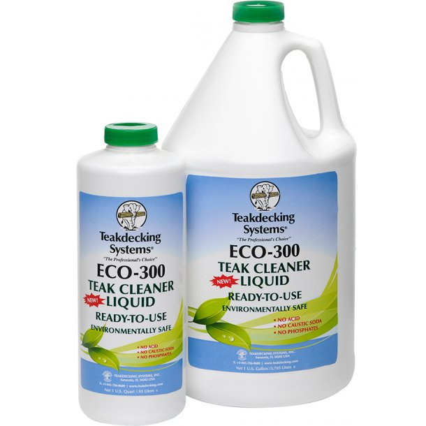 TDS ECO-300 cleaner/brightner 18.93L