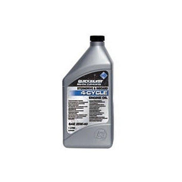 MerCruiser olie 25W40 1 ltr.