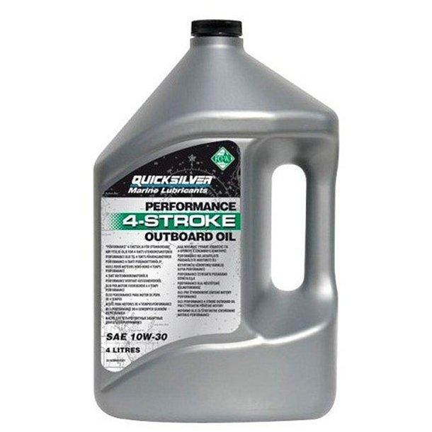 MERCURY 10-30W olie 4-takt 4 ltr
