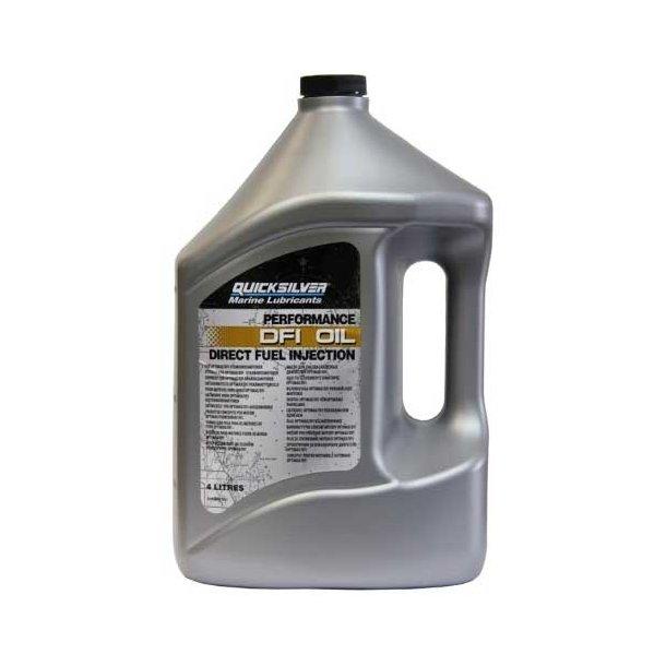 MERCURY olie DFI OptiMax 4 ltr.