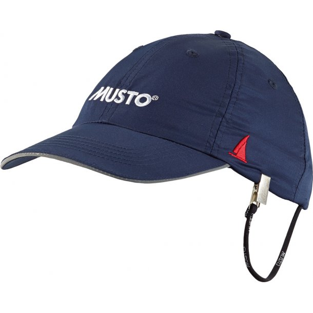 MUSTO EVO Fastdry cap navy