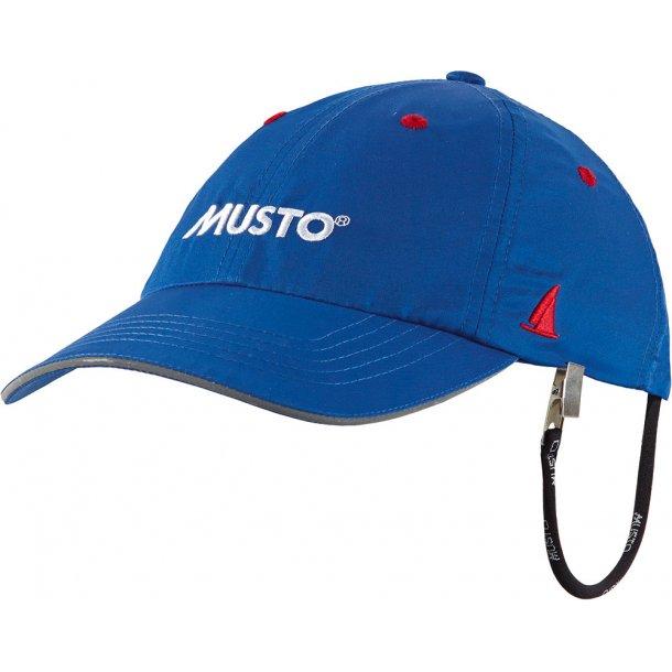 MUSTO EVO Fastdry cap surf blå