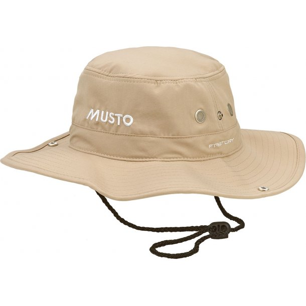 MUSTO EVO Fast Dry solhat L.stone
