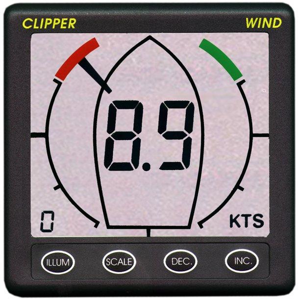 Nasa Clipper Repeater vind