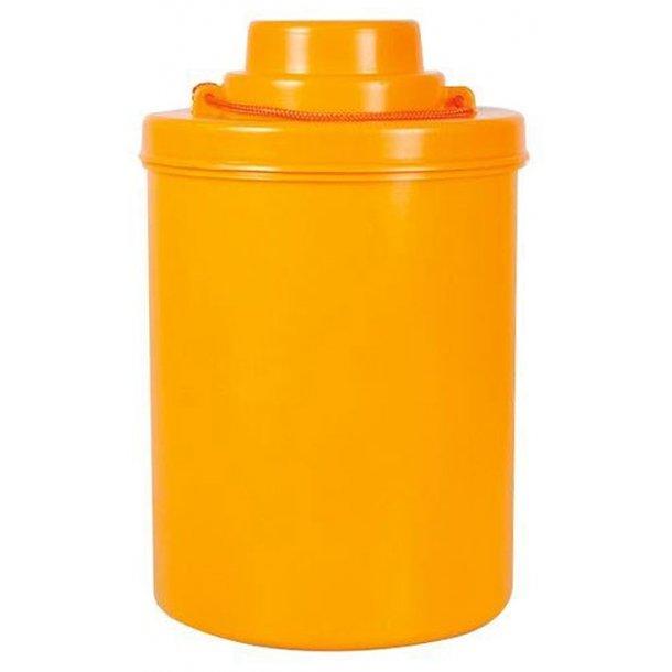 Vandtæt beholder t/åbent hav