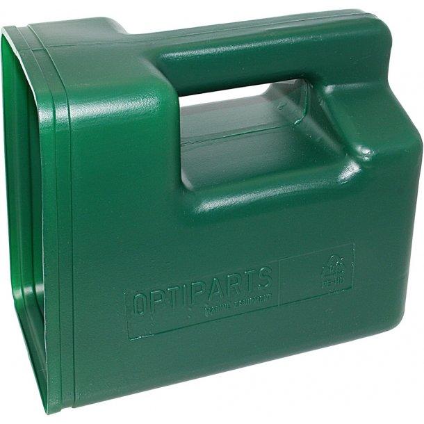 Optiparts Øsekar 3.5 liter - grøn