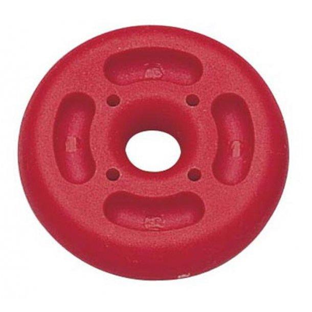 Spilernæbstop Ø 12mm rød