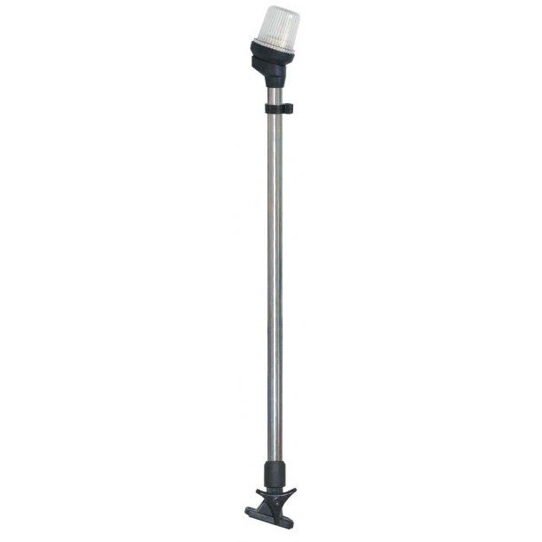 Lanterne LZ på stander klar 64cm vippe