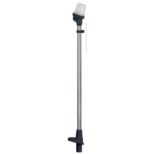 Lanterne LZ på stander klar 54cm
