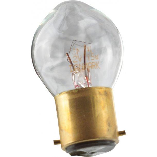 Kutterlampe B22 12v 15W
