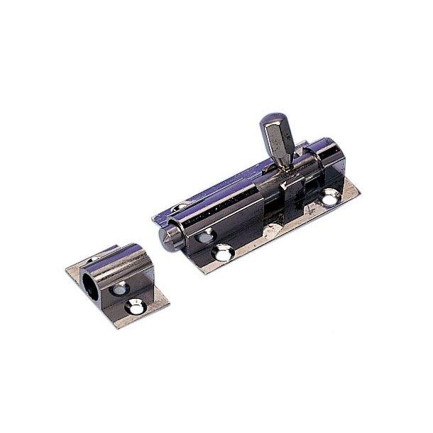 Skudrigler forcromet messing 50mm