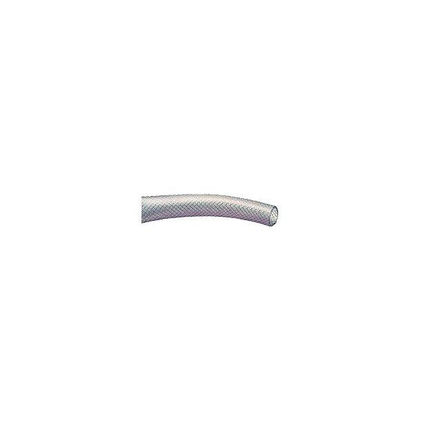 Slange klar PVC m/væv 3/8'' 10mm Criflex