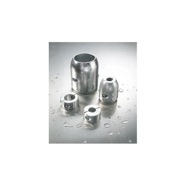 Zinkanode aksel BERA bred 85/50mm