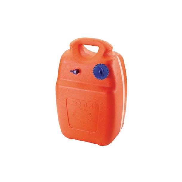 Benzintank palst 22 ltr. påhængsmotor