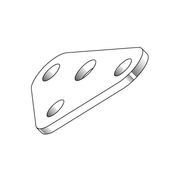 Agterstags-trekant RF 8