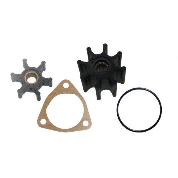 Impeller m/pakning 3JH2/4JH/4JH2
