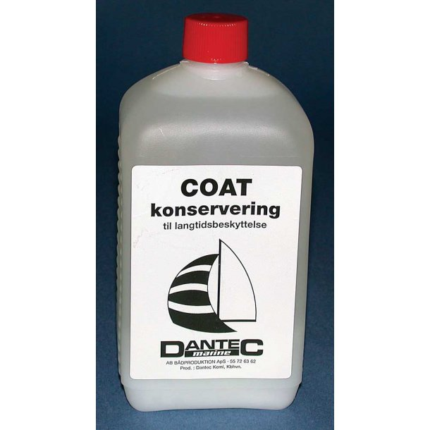 Dantec COAT KONSERVERING 750ml.