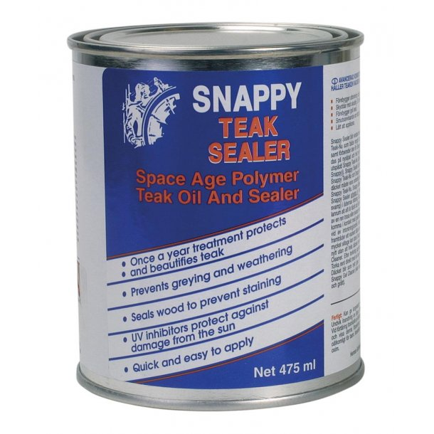 Snappy Sealer 950 ml.