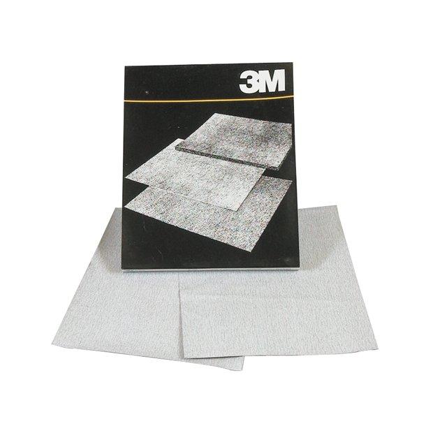 Tørslibepapir 230x280mm korn 180 pr/ark