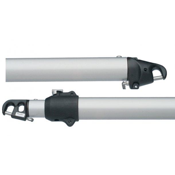 Spilerstage teleskopisk 1.35-2.50m