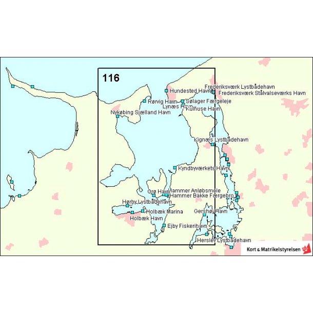 Sokort Da 116 Isefjord