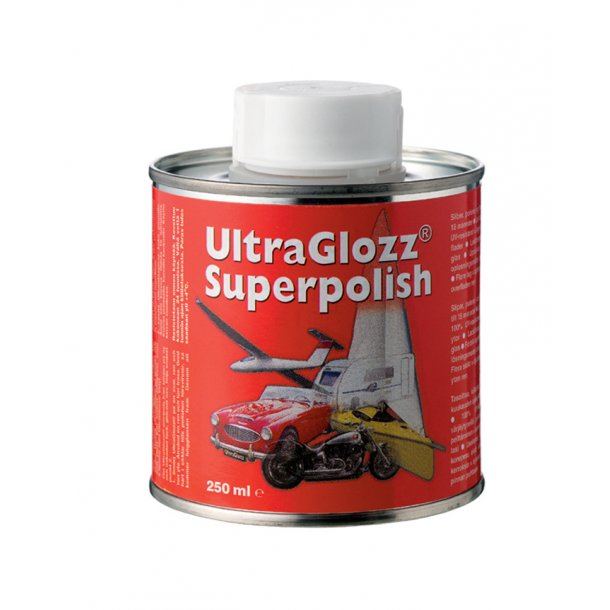 UltraGlozz polish/lakforsegler 250ml