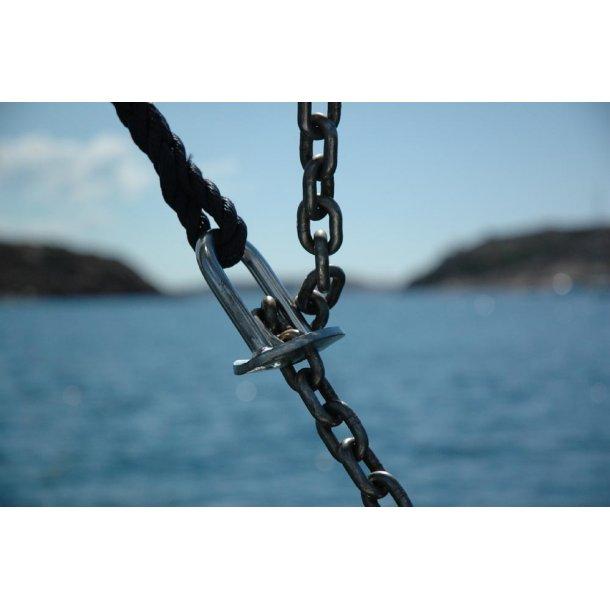 Ankerkæde aflaster 10mm kæde