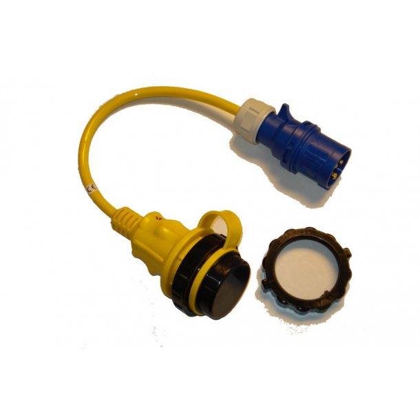 Marinco overgangssæt CEE / Easy Lock