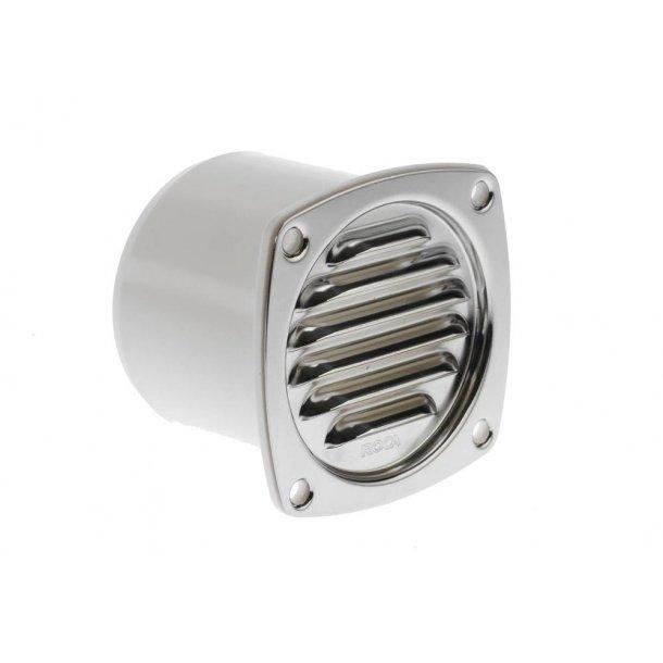 Slangestuts t. ventilationsgælle