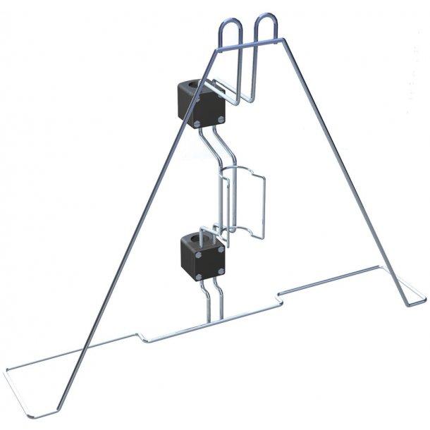 NAWA Hestesko/lys holder excl. beslag