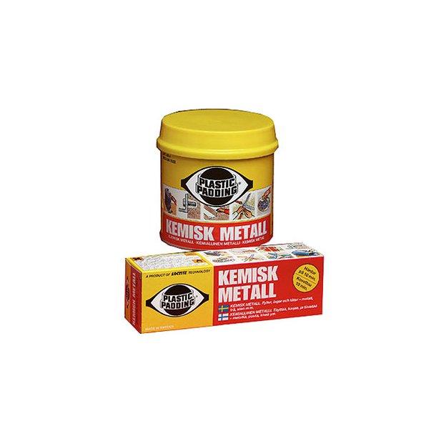 Kemisk Metal dåse 560ml. PP004 Grå