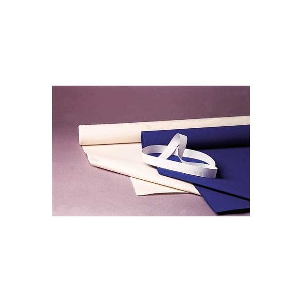 Kantbånd hvid brd. 31mm