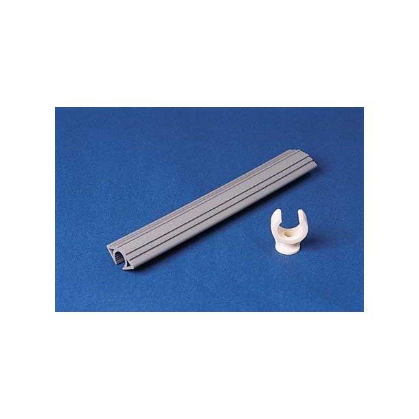 Badestige trin gummi 265 mm