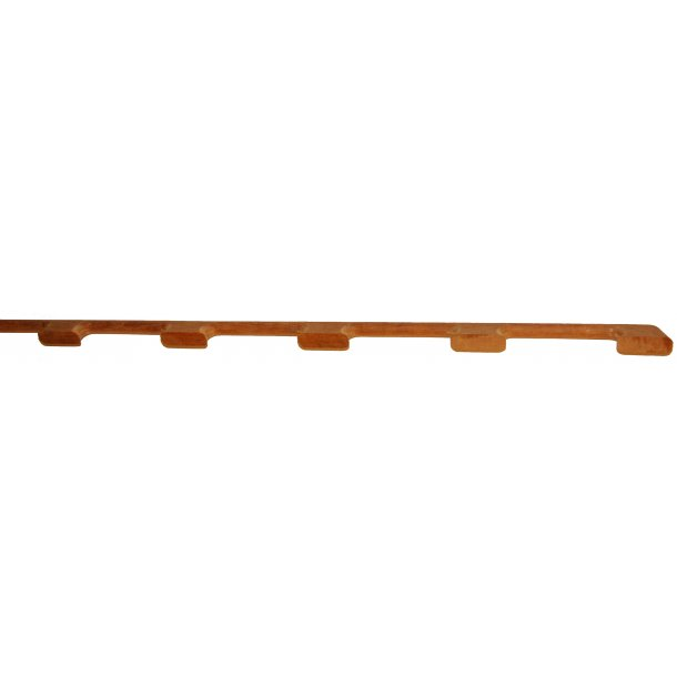 grinde håndliste 9 greb 248 cm