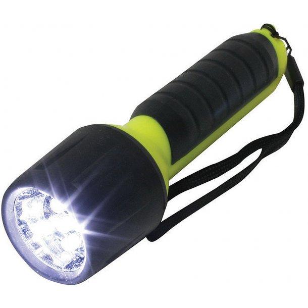 Stavlygte 5-LED  Ø. 20mm