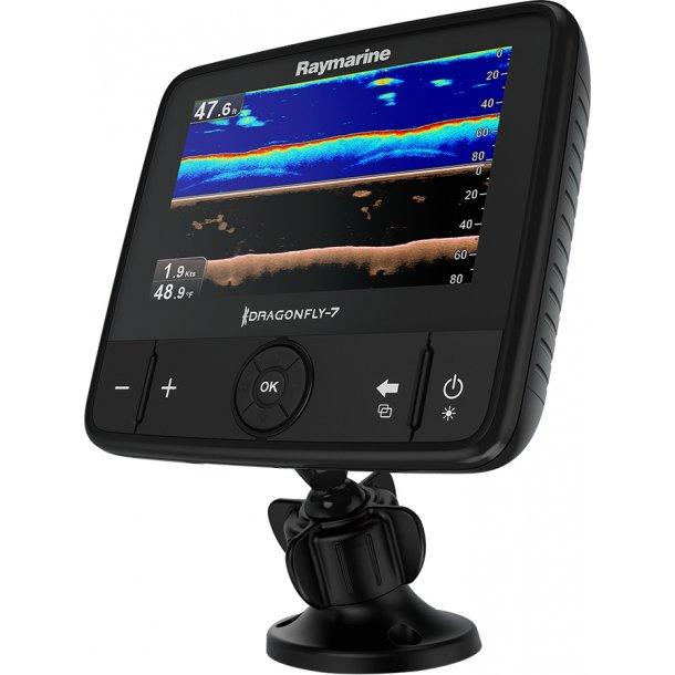 Raymarine Dragonfly-7 Pro Ekkolod/GPS