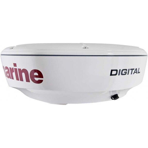 Raymarine Digital radar RD424D m/10m kab