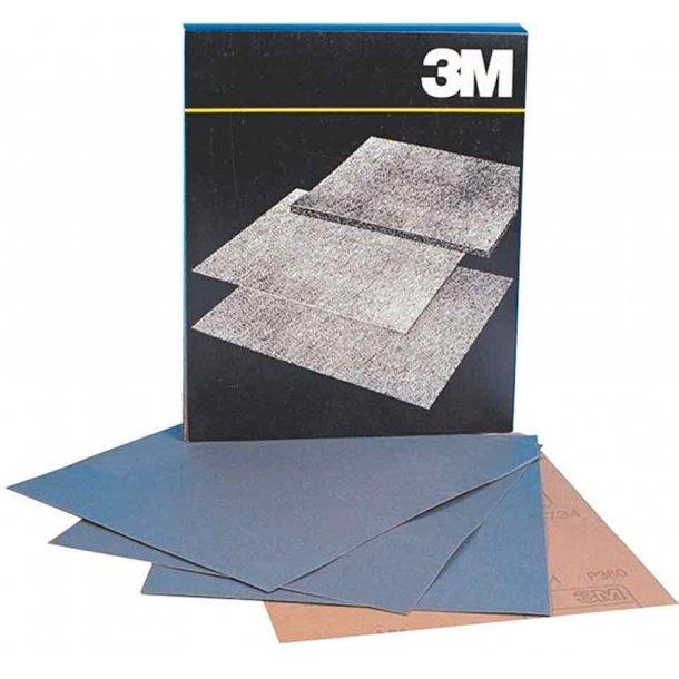 Vådslibepapir 230x280mm korn 150 pr/ark