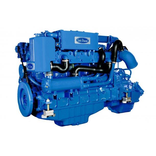 Solé Diesel SDZ-280 med hydraulic gear