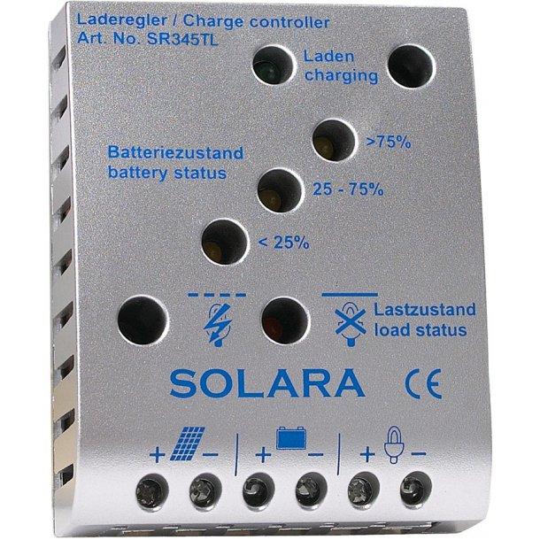 Solpanel regulator 10 amp