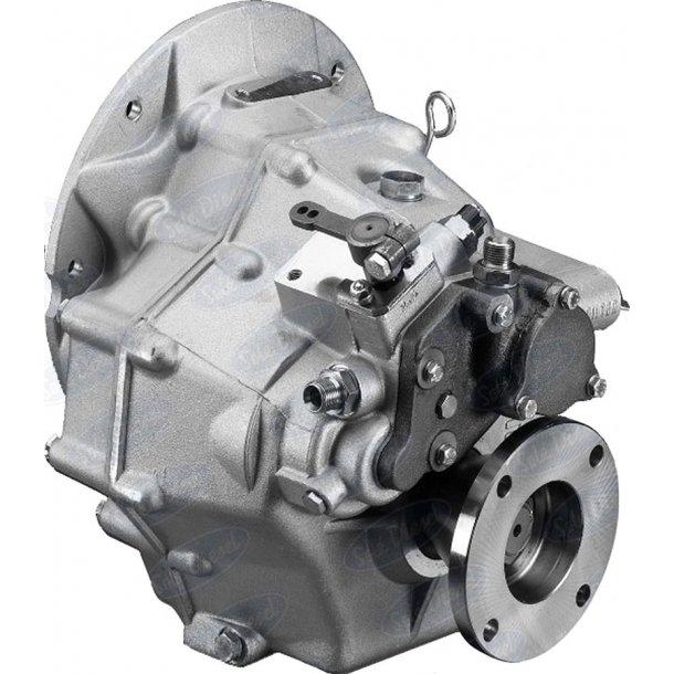Solé Diesel Hydraulic TM345 2:1