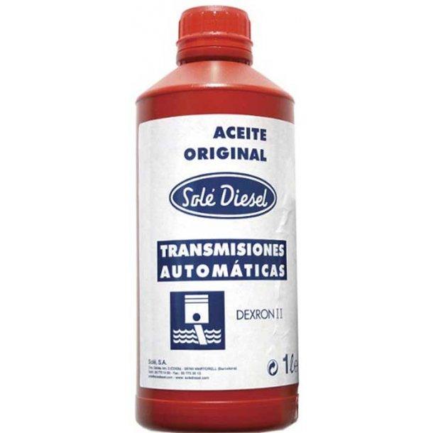 Solé Diesel Gear olie ATF Dextron2 1 ltr