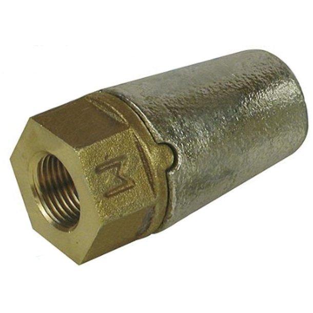 Solé Diesel Akselzink m/møtrik 35-40mm V