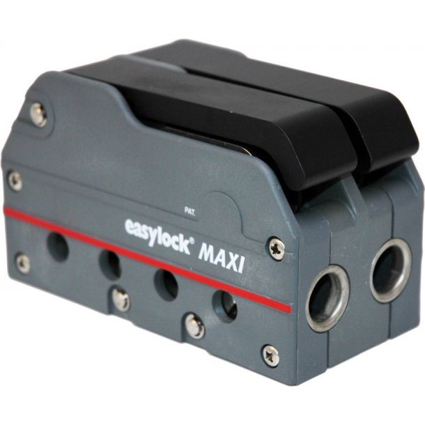 Easylock Maxi GRÅ 2 gennemløb