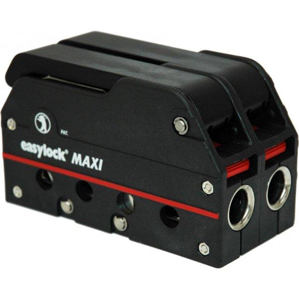 Easylock Maxi SORT 2 gennemløb