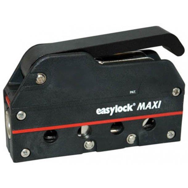 Easylock Maxi SORT 4 gennemløb