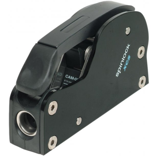 Spinlock aflaster XCS/1B sort enkel