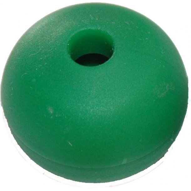 Kugle for Ø.4mm line grøn pr. 2 stk.